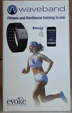 Evioke Neuroscience Waveband Heartrate Monitor Armband - Black D4521