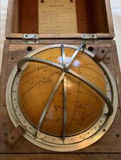 Rare !!!! USSR SOVIET STAR Celestial Globe made 1949