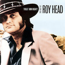 `Head, Roy`-Treat Him Right: The Best Of Roy Head  CD NEW