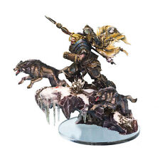 Celtic Knight Imperial Wolves commander Russ resin kit limited edition