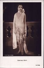 Carmen Boni - Iris Film Foto Autogramm-AK Starpostkarte  (E-918