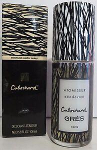 GRES Cabochard 106ml Deodorant Spray NEU/OVP Rar Vintage