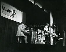 THE MOODY BLUES PARIS 1970 VINTAGE PHOTO ORIGINAL