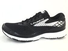 a3f991c2 Brooks Launch 3, черный/белый, беговая обувь, кроссовки женские США 10 Uk 8  Eu 42 $120