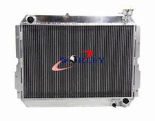 3 core aluminum radiator for LANDCRUISER 60 Series FJ60 FJ61 FJ62 petrol manual