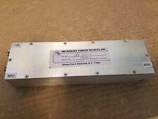 Microwave Power Devices Lwa510 1 Lwa 510 1 Rf Amplifier 15vdc Smaf 1788 1