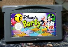 GameBoy Advance Modul Disney Party  GBA Spiel
