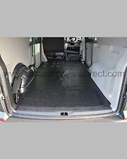 VW Transporter T6 LWB Full Rear Load Liner HEAVY DUTY Rubber floor mat Protector