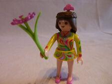 PLAYMOBIL personnage accessoires reine fée princesse fleur magique
