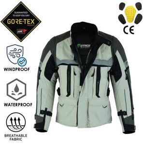 Pro-GTX Motorcyle Jacket Motrox Textile Waterproof Motorbike Jacket CE Armours