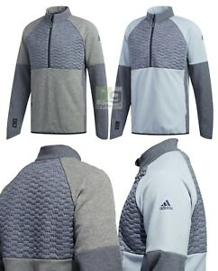 Adidas Golf Frost Guard Quilted Competition 1/4 Zip Jacket RRP£90 SMALL ONLY