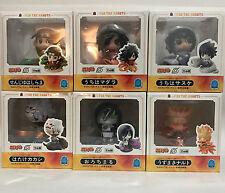 For the Naruto Sauske Kakashi Orochimaru Madara Hashirama 6PCS Box Set NIB USA