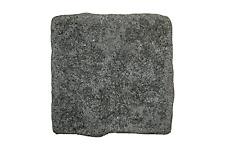Dark Grey Granite Setts/Cobbles On Mesh - Natural Stone - SAMPLE