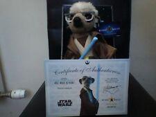 Sergei as Obi-Wan Kenobi Meercat Star Wars  Toy Limited Edition