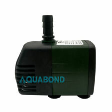110-120V,198GPH Submersible Pump Aquarium Pond Fountain Water Fall Hydroponic