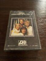 ABBA Greatest Hits Volume 2 Cassette Tape