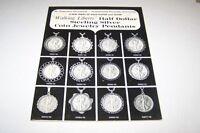 Vintage Catalog #777 -1974 WIDEBAND Liberty Half Doller Stereling Silver catalog