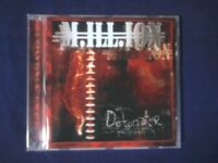 MILLION - DETONATOR. CD.  MAJESTIC ROCK (MAJCD048