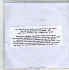 (CG502) Alessi's Ark, The Wire - 2011 DJ CD