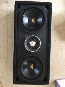 """Chuchero Speaker Box 8"""""""