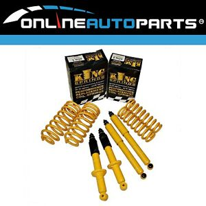 Shock Absorber + Coil Spring Lift Kit suits Hilux Surf KZN185 VZN185 1995~2002