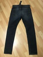 NWD Mens Diesel THOMMER HARD Stretch Denim 084ZU BLUE Slim W30 L32 H6 RRP£170