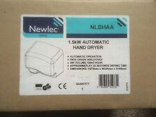 Newlec NLBHAA Automatic Hand Dryer