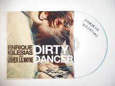 ENRIQUE IGLESIAS ft. USHER & LIL WAYNE : DIRTY DANCER ♦ CD SINGLE PORT GRATUIT ♦
