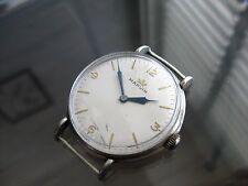 VINTAGE AND RARE MARVIN WATCH CO SWISS MADE 15 JEWELS WRIST WATCH