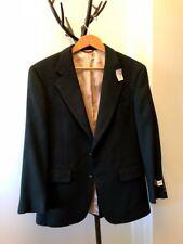 Jos A Bank - blazer, never worn, men's 100% camel hair dark green size 39 Reg