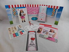 American Girl LE GRACES MOVIE EVENT N BOX for Girl Book Mark Gift Ticket In Bag