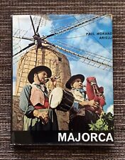 RARE 1st Edition VINTAGE 1962 Majorca, Spain by Paul Morand, Photography Arielli