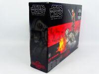 Star Wars Luke Skywalker Light up Centrepeice  Black Series Hasbro - Official