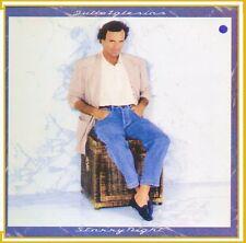 """JULIO IGLESIAS """" STARRY NIGHT """" LP NUOVO CBS 1990 RARO"""