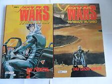 2x COMIC RACCOLTA-VENUS WARS-Yoshikazu Yasuhiko (volume 4 + 5) (tedesco)