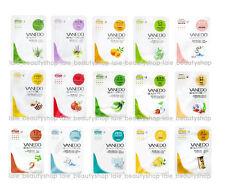 8pcs [VANEDO] Beauty Friends Facial Essence Mask Sheet Korean Premium Mask Pack