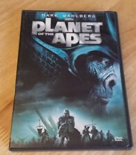 Planet of the Apes DVD Mark Wahlberg