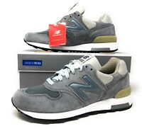 New Balance M1400SB 1400 Mens Sneakers Steel Blue Classic Made in USA All Sizes