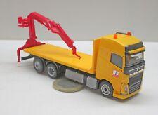 """Mb0572; Volvo FH GL, 6x2 planches camion avec ladekran """"MAX BÖGL"""""""