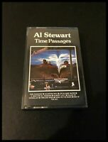Al Stewart Time Passages - Music Cassette Tape Album - RCA Music PK 70274
