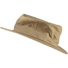 Filson Original Dry Tin Cloth Hat Dark Tan