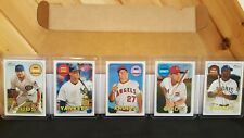 2018 Complete Topps HERITAGE SET *** # 1-500 (All 100 SPs)  MINT