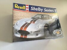 Revell Shelby Series 1 New Sealed in Package