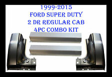 1999 - 2015 Ford Super Duty Rocker Panel & Cab Corner Kit, 2 Door Regular Cab
