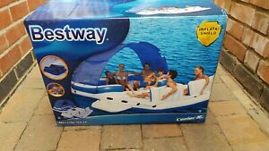 Bestway CoolerZ 6-Person Floating Island Inflatable