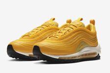 New Women's Size 7 Nike Air Max 97 Mustard 921733-701 Yellow Black Ships Free