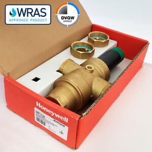 "40mm Pressure Reducing Valve | Honeywell D06f 1 1/2"" B | 1.5-6 Bar"