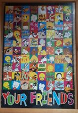 Looney Tunes 920 Piece Jigsaw Puzzle