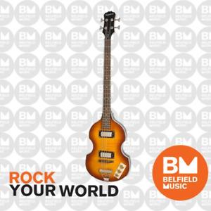 Epiphone Viola Bass Guitar Vintage Sunburst - EBVIVSCH1