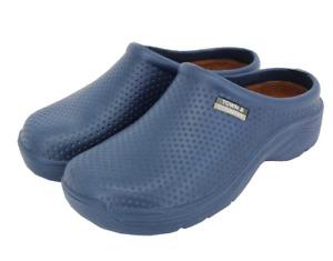 Town & Country Navy EVA Cloggies Lightweight Garden Shoe UK Size 10
